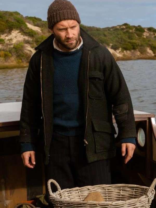 Hideaway Tom Storm Boy Wool Jacket Coat