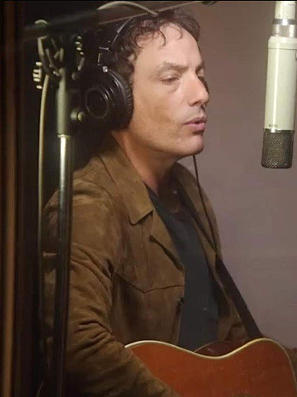 Jakob Dylan Brown Jacket