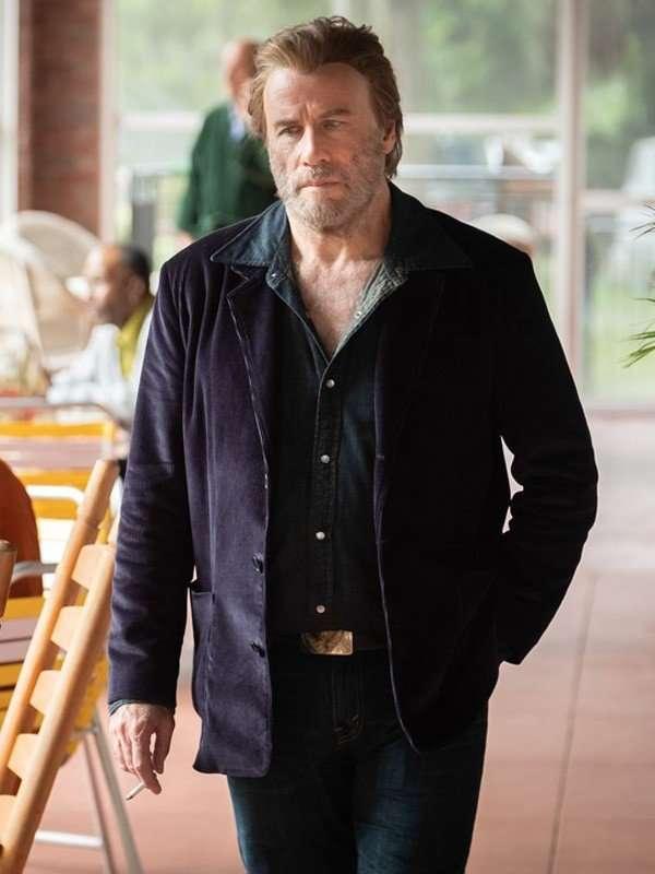 John Travolta The Poison Rose Blazer