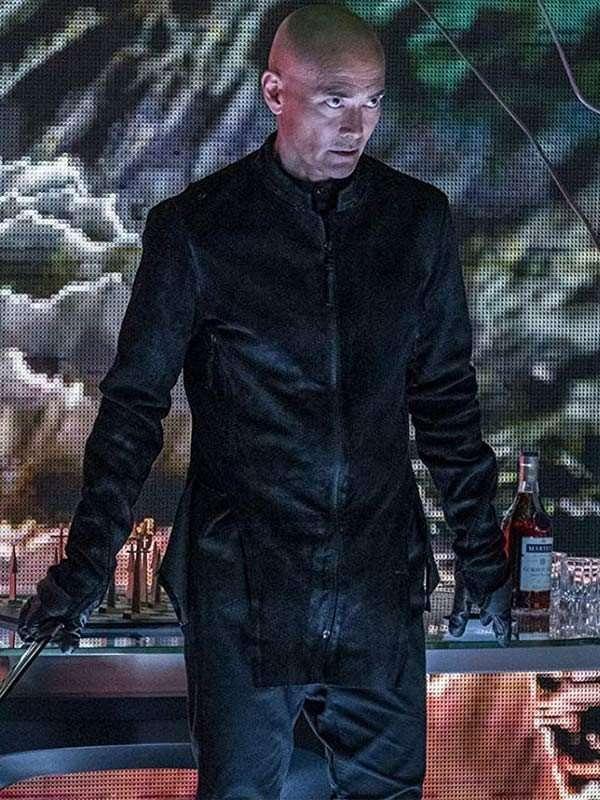 John Wick 3 Zero Black Jacket
