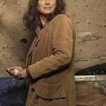 Joyce Byers Stranger Things Brown Jacket