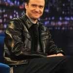 Justin Timberlake Leather Jacket