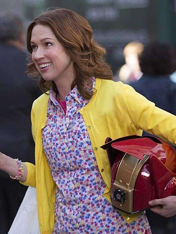 Kimmy Schmidt Ellie Kemper Yellow Jacket