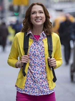 Ellie Kemper Unbreakable Kimmy Schmidt Yellow Jacket