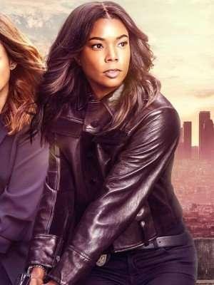 Gabrielle Union L.A.'s Finest Black Jacket
