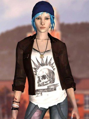 Life is Strange Chloe Price Leather Jacket