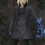 Lightning Returns Snow Villiers Black Coat