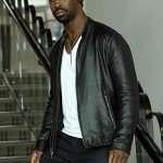 Lucifer D.B. Woodside Black Jacket