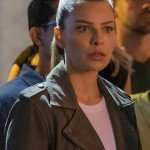 Lucifer Lauren German Suede Leather Jacket