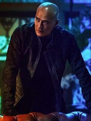 John Wick 3 Mark Dacascos Black Leather Jacket