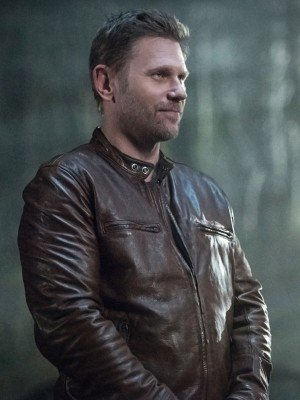 Lucifer Supernatural Mark Pellegrino Leather Jacket