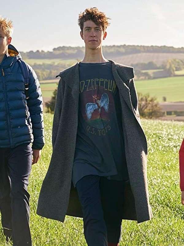 Merlin Trench Coat