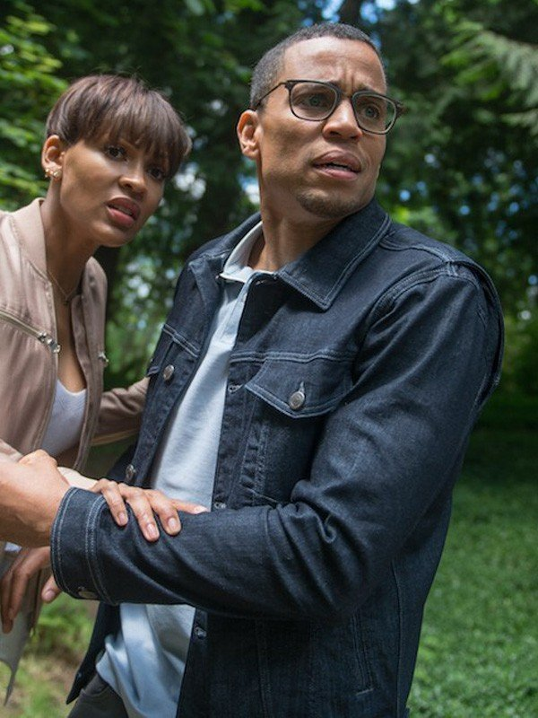 Michael Ealy The Intruder Jacket