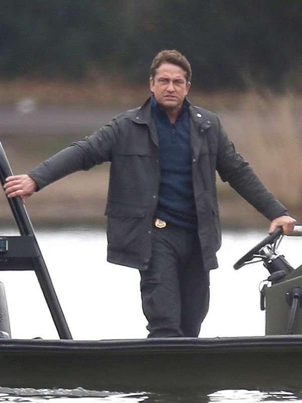 Mike Banning Jacket