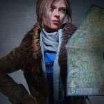 Oksana Orlovskaya World War Z Hooded Coat