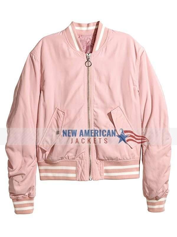 Pink Women Jacket