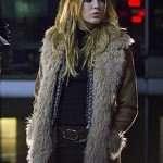 Sara Lance Legends of Tomorrow Cotton Coat