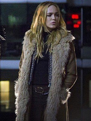 Caity Lotz TV Series Legends of Tomorrow Coat