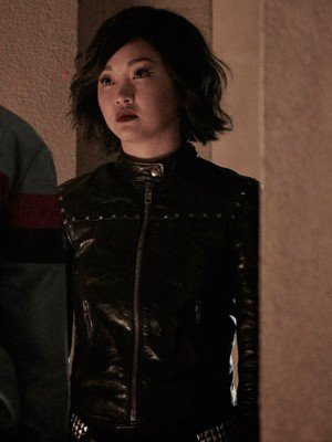 Lana Condor Deadly Class Black Jacket
