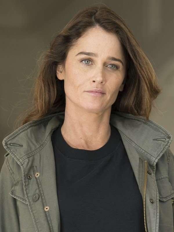 TV Series The Fix Robin Tunney Cotton Jacket