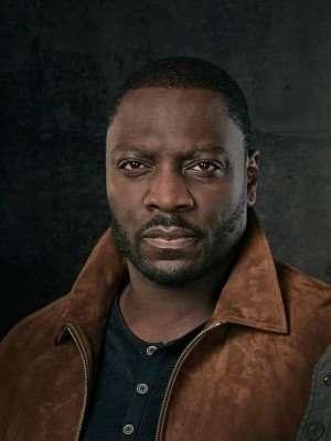 Adewale Akinnuoye-Agbaje The Fix Brown Jacket