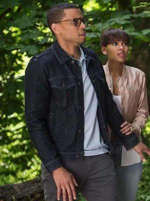 The Intruder Michael Ealy Black Jacket