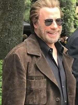 John Travolta The Poison Rose Jacket
