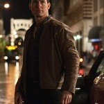 Tom Cruise Leather Jacket from Jack Reacher