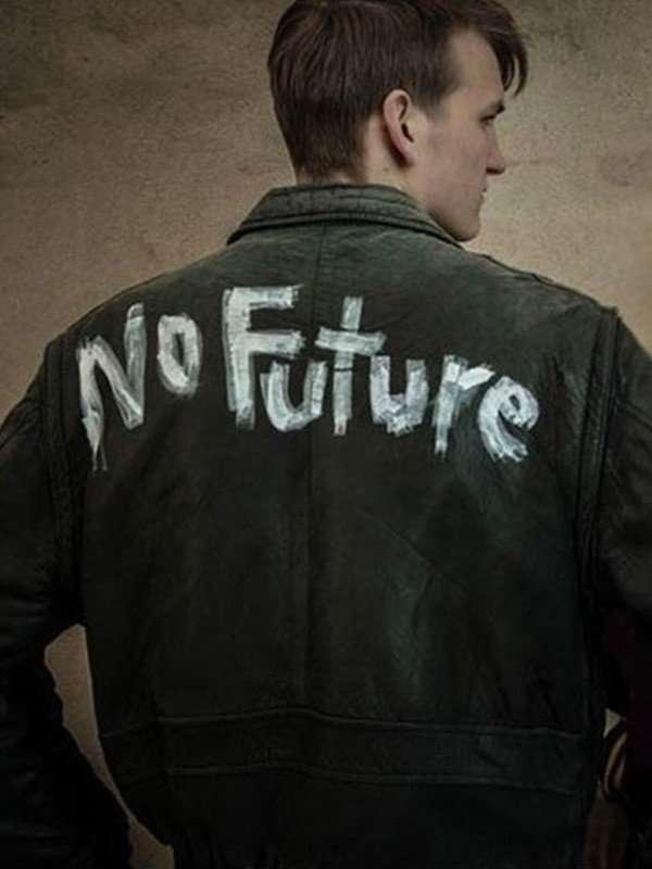 Ulrich Nielsen Black Jacket