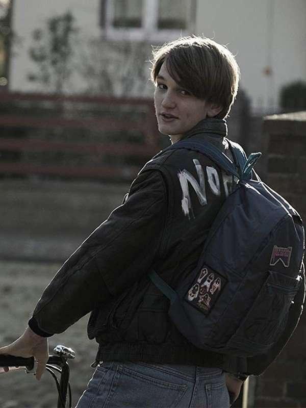 Ulrich Nielsen TV Series Dark Ludger Bökelmann Leather Jacket