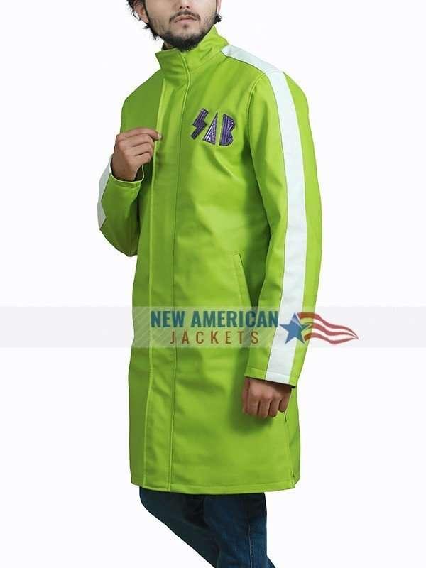 Vegeta Goku Sab Jacket