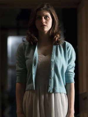 We Have Always Lived in the Castle Alexandra Daddario Jacket