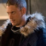 Wentworth Miller Crises on Earth X Citizen Cold Parka