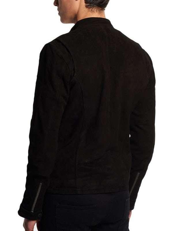 avenges-chris-evans-black-jacket
