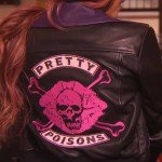riverdale pretty poisons leather jacket