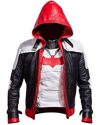 Arkham Knight Jacket with Vest