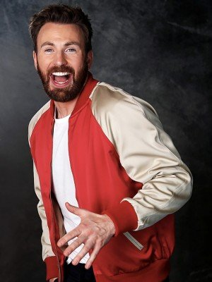 Chris Evans Avengers Endgame Premiere Jacket