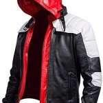 Batman Arkham Knight Red Hood Jacket
