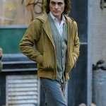 Brown Hooded Joker Jacket