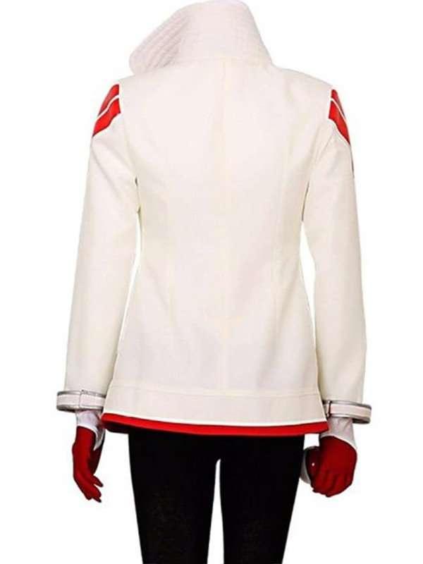 Candela Pokémon Go White Cotton Jacket