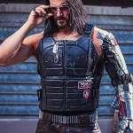 Cyberpunk 2077 Johnny Silverhand Sumrai Vest