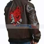 Cyberpunk 2077 Video Game Jacket