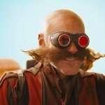 Doctor Eggman Sonic the Hedgehog Red Jacket