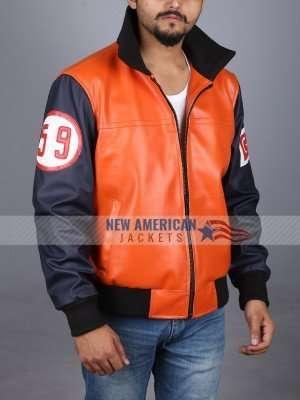 Goku Dragon Ball 59 Leather Jacket