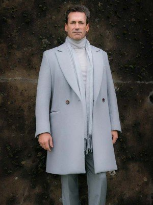 Good Omens Jon Hamm Coat