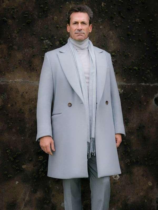 Good Omens Jon Hemm Coat