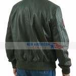 Green Top Gun Jacket