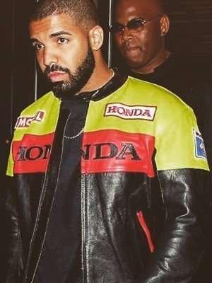 Aubrey Drake Honda Jacket