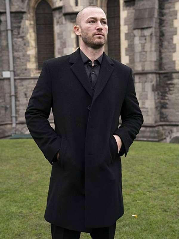 Jake McLaughlin TV Series Quantico Coat