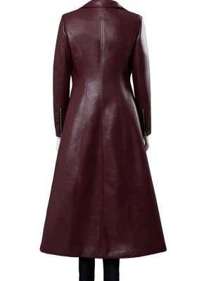 Jean Grey Dark Phoenix Leather Coat
